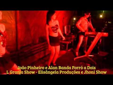 Banda Forró a Dois na Comunidade N S da Paz - REsidencial Padre Josimo - 12/07/2014