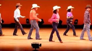 getlinkyoutube.com-Country Line Dancing