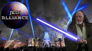 getlinkyoutube.com-Best Battles, Stars Wars Party at WDW & More | Jedi Alliance 114