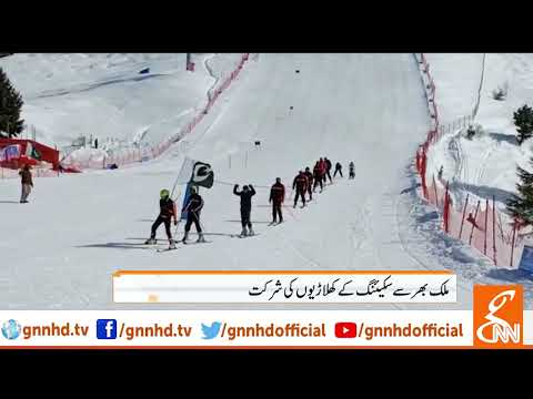 3 Day Snowfest and Skating starts in Malamjabba, Swat
