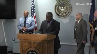 Responsable de la muerta del detective Brad Lancaster condenado a cadena perpetua