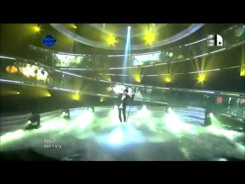 Baby Don't Cry - DaeSung (BIGBANG) (M!COUNTDOWN LIVE HD)