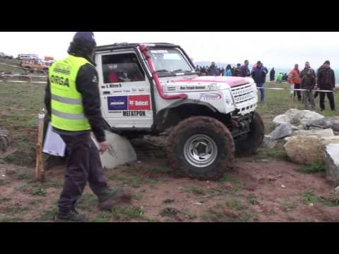 Sliven 4x4 Extreme 2014, Day 1, Part 1