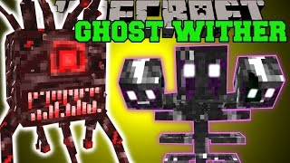 getlinkyoutube.com-Minecraft: THE GHOST WITHER (MASSIVE STRUCTURES, 2 DIMENSIONS, BOSSES, & MORE!) Mod Showcase