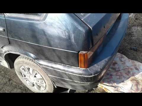 Где в Lada Samara находится топливный фильтр