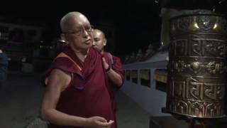 Lama Zopa Rinpoche, Mother Jadzima, and The Story of the Bouddhanath Stupa