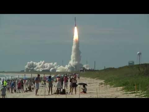 Cape Canaveral Atlas 5 Launch, June 24, 2016!