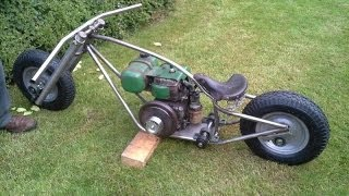 getlinkyoutube.com-homemade mini bike chopper bobber pt. 1 (GoPro)