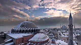 getlinkyoutube.com-5 Centuries Later 4 Seasons in Istanbul from Sinan's Minarets
