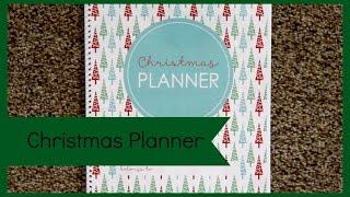 getlinkyoutube.com-HOLIDAY PLANNING| CHRISTMAS PLANNER! (HOUSEOFMEIS)