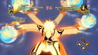 getlinkyoutube.com-Naruto Ultimate Ninja Storm 3 Full Burst Naruto Bijuu Mode Mod Gameplay (PC w SweetFX)