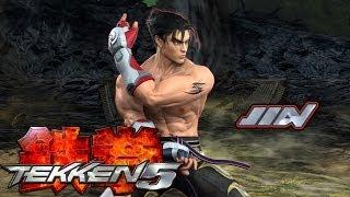 getlinkyoutube.com-[Walkthrough] Tekken 5 (PS2) - Story Mode - Jin - Medium Difficuilty