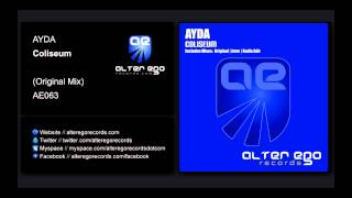 AYDA – Coliseum [Alter Ego Records]