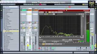 getlinkyoutube.com-How To Mix Kick And Bass - Part 1 of 3 - Ableton Live Tutorial - Voxengo SPAN
