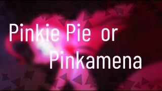 Pinkie Pie or Pinkamena Diane Pie ? - Speedpaint MLP