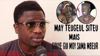 Djily Seck le batteur de Siteu est un ami intime de Gouye Gui...