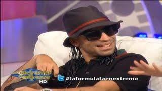 getlinkyoutube.com-La Formula (Entrevista) Arcangel, Zion & Lennox, RKM & Ken-y @ De Extremo A Extremo HD 2012★