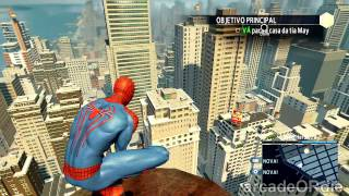 getlinkyoutube.com-The Amazing Spider Man 2 (The Game) PS4 GAMEPLAY [HD] - PART 2