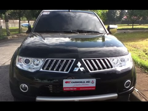 2012 Mitsubishi Montero Sport 4x2 GLS-V Review (Start Up, In Depth Tour, Engine, Exhaust)