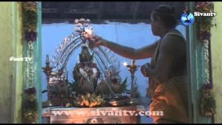 இணுவில் காரைக்கால் சிவன் கோவில் 3ம் நாள் இரவுத்திருவிழா