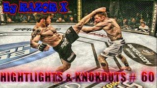 getlinkyoutube.com-UFC HIGHTLIGHTS & KNOCKOUTS # 60 Bellator MMA 2016 САМЫЕ ЖЕСТОКИЕ НОКАУТЫ