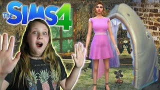 Does My House Look Creepy or Fun?? Sims 4 Let's Play - Ruby Rube