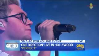 getlinkyoutube.com-One Direction - Perfect (live at GMA)