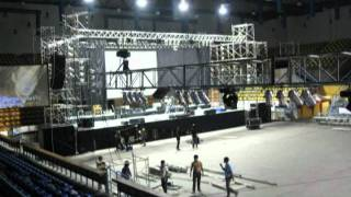 getlinkyoutube.com-stage light & sound By A4 TEAM เวที แสง เสียง