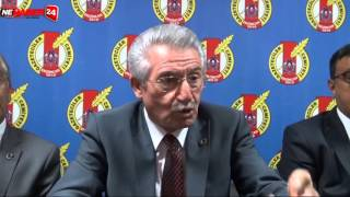 Erzincan Ak Parti Milletvekili Adaylarından Gazeteciler Cemiyetine Ziyaret