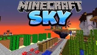 getlinkyoutube.com-BIOFUEL herstellen! - Minecraft SKY Folge #24
