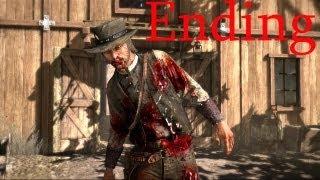 getlinkyoutube.com-Red Dead Redemption ENDING (John Marston's death HD-Red Dead Ending!)