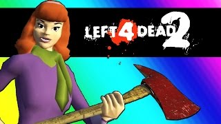 getlinkyoutube.com-Left 4 Dead 2 - Scooby Doo Edition! (Mods & Funny Moments)