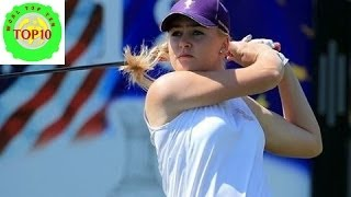 getlinkyoutube.com-World 10 Most Attractive Women Golfers of All Time