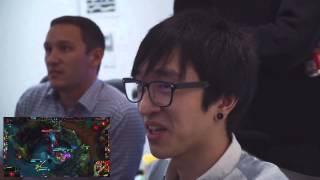 TSM & TL Staff React to Piglet's Baron Steal (TSM: Legends Ep 21 Highlight)