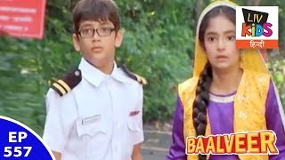 Baal Veer   बालवीर   Episode 557   Manav And Meher Face The Tiger