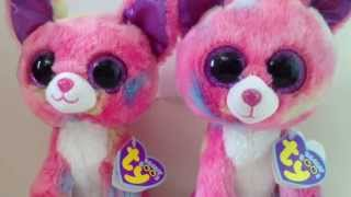 The Difference Between the Beanie Boos Duchess and Cancun