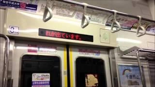 getlinkyoutube.com-2013年8月13日京王線ゲリラ豪雨の記録