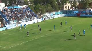 CADU 2-1 SP Barracas. Gol de Nicolas Parodi.