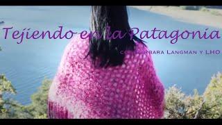 getlinkyoutube.com-Poncho con un rectángulo. Bárbara Langman