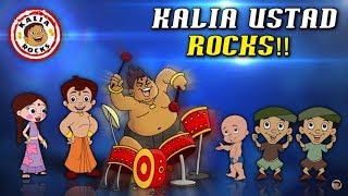 getlinkyoutube.com-Chhota Bheem - Kalia Ustad Rocks!! - Back to Back Comedy