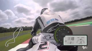 getlinkyoutube.com-GoPro: Round 7 Assen Netherlands Dylan Gray Track Preview MotoGP 2015