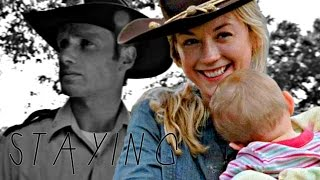 getlinkyoutube.com-staying | beth greene (& rick grimes) [team defiance]