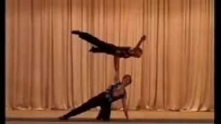 getlinkyoutube.com-Acrobatic power pair