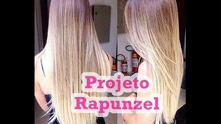 getlinkyoutube.com-Como Fazer o Cabelo Crescer Mais Rápido #projetorapunzel
