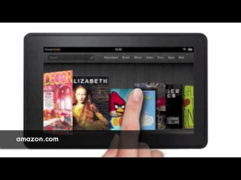 Tech15 Ep8 Kindle Fire كندل فاير