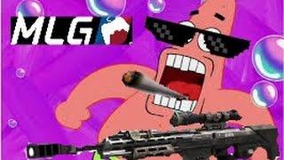 getlinkyoutube.com-MLG Patrick No Scopes Squidward