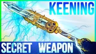 getlinkyoutube.com-Skyrim Best Weapons – Keening & Secret Unique Spell Location!