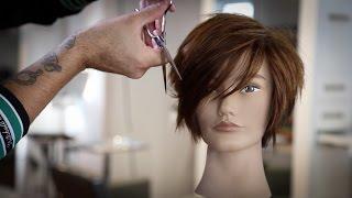 getlinkyoutube.com-Short Haircut Tutorial and a NEW SCISSOR   MATT BECK VLOG 76