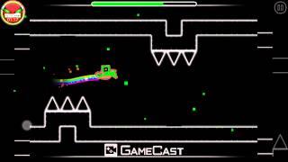 getlinkyoutube.com-Geometry Dash (Easy Demon) - Cant Let Troll - By Defectum