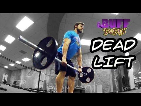 How to Perform the Deadlift - Proper Deadlift Technique & Form